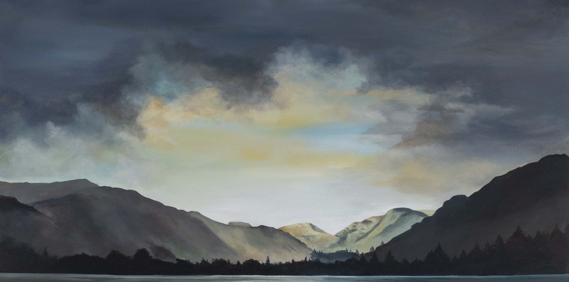 Ullswater after the storm