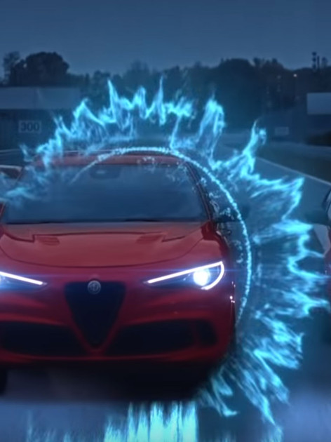 Alfa Romeo - New Sound of Joy