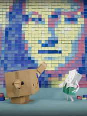 Paper & Pkg Board - Mona Lisa