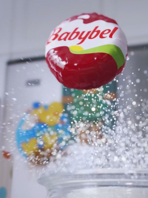 Babybel - Action Hero