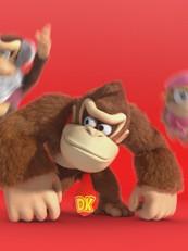 Nintendo - Donkey Kong Country