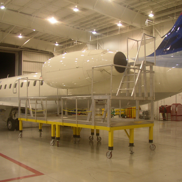 ERJ/CRJ Engine MX Stand by Drinan Engineering