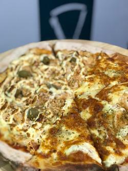 Half Frango Catupiry | Half 5 Cheese