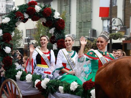 29ª Festa da Colônia de Gramado inicia dia 1º de maio
