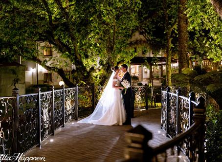 Casamento Vivian e Frederico Hilzendeger