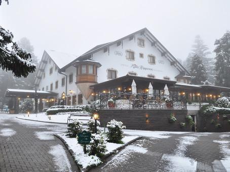 Massa de ar frio traz temperaturas negativas e pode Nevar em Gramado