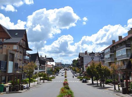 Uma cidade encantadora na Serra Gaúcha chamada Gramado