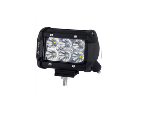 "4"" Cree LED Flood Lightbar"