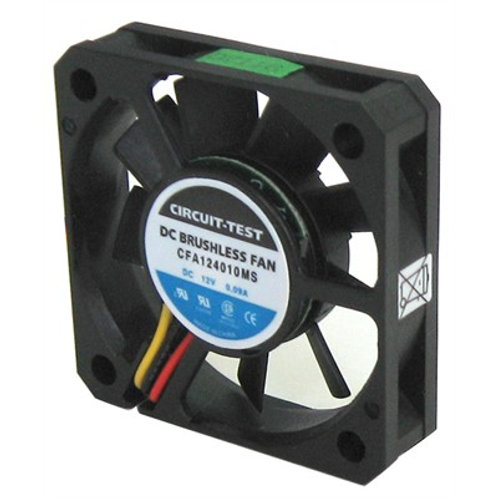 12V Fan CFA124010MS