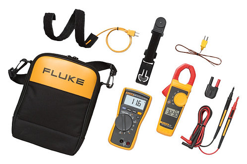 Fluke 116/323 HVAC Combo Kit