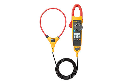 Fluke 376 FC True-rms AC/DC Clamp Meter with iFlex® TBD