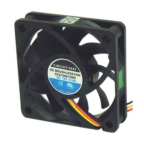 12V Fan CFA126015MS