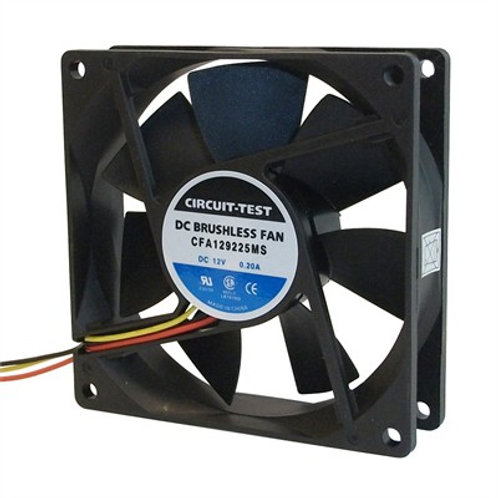 12V Fan CFA129225MS