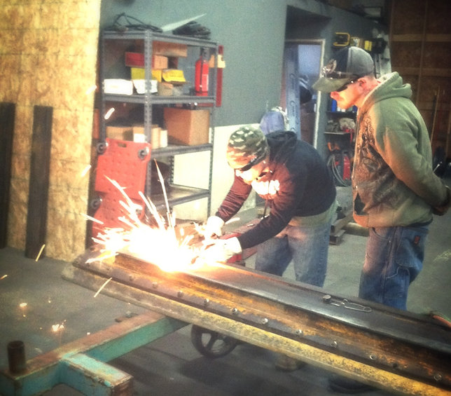 Lou's Welding & Repair, LLC - Sandpoint Welding