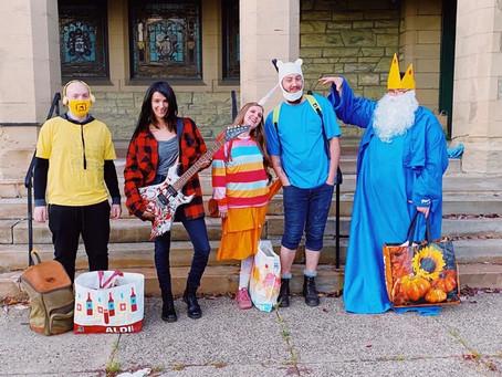 Adventure Time Halloween!