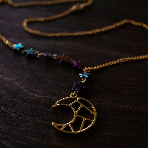 Consider the Heavens necklace