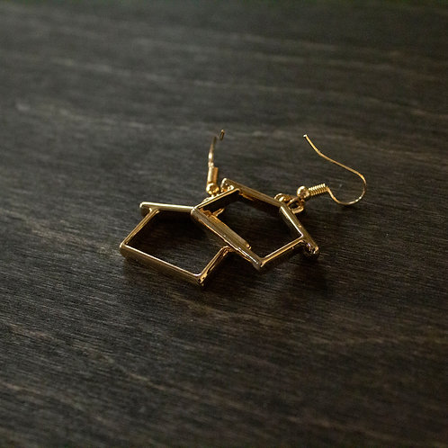 Peaceful Dwelling earrings