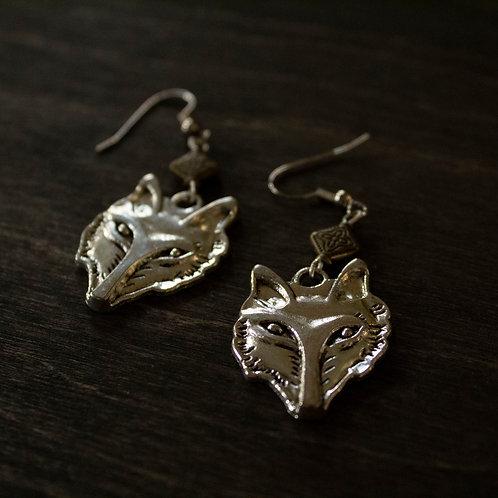 Amongst Wolves earrings