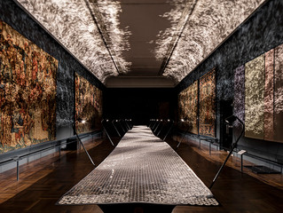 On The Razor's Edge: Superb 'FOIL' Installation at the V&A