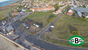 GBG & Aerial-I Release Aerial Footage of 2014 NightRide