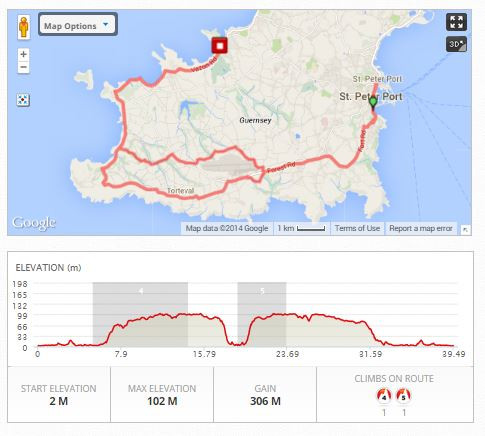 NightRide revised 25 mile route 2014.JPG