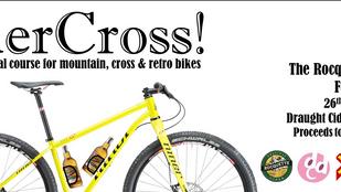 Like cider? Love Bikes? Choose CiderCross!