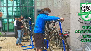 Northern Trust Bike Clinic!
