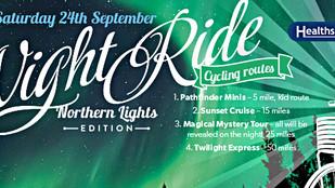 GBG NightRide 2016: Northern Lights Edition