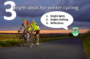 GBG Brighten Up for Safer Cycling