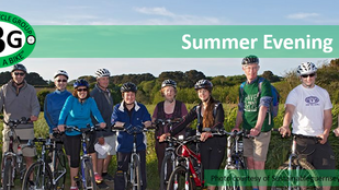 GBG Summer Evening Ride 4 - Fort Doyle, nr Beaucette, 10th June 2014, 7pm