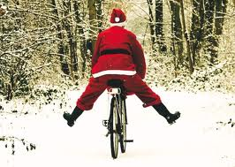 Santa Bike Ride - Sat, 15th Decmember 2013