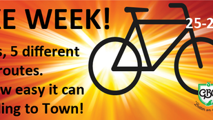 A Different Type of Bike Week (25th-29th April)