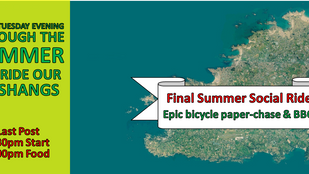 Grand Finale of Summer Social Rides 04/08/2015