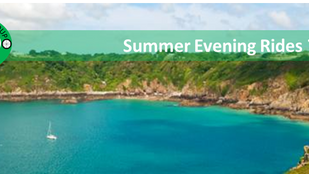 Summer Evening Ride 7, Queen's head, St Martins, Tues 1st July, 7pm
