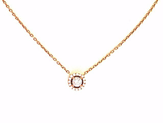 'Alice' necklacefrom Poupette in Antwerp: Authentically Chic!