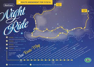 Longer NightRide Routes Changed for 2014