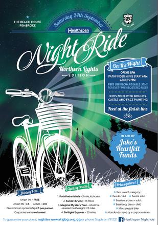 NightRide- Get set, GO!