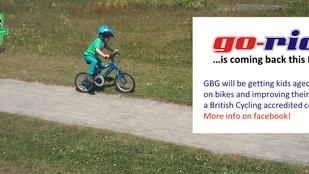 GBG is bringing Go-Ride back this May for 5-8 year olds