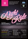NightRide Returns for 5th Year