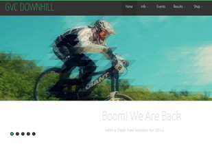 New website launched for Guernsey Downhill Mountain Bikers