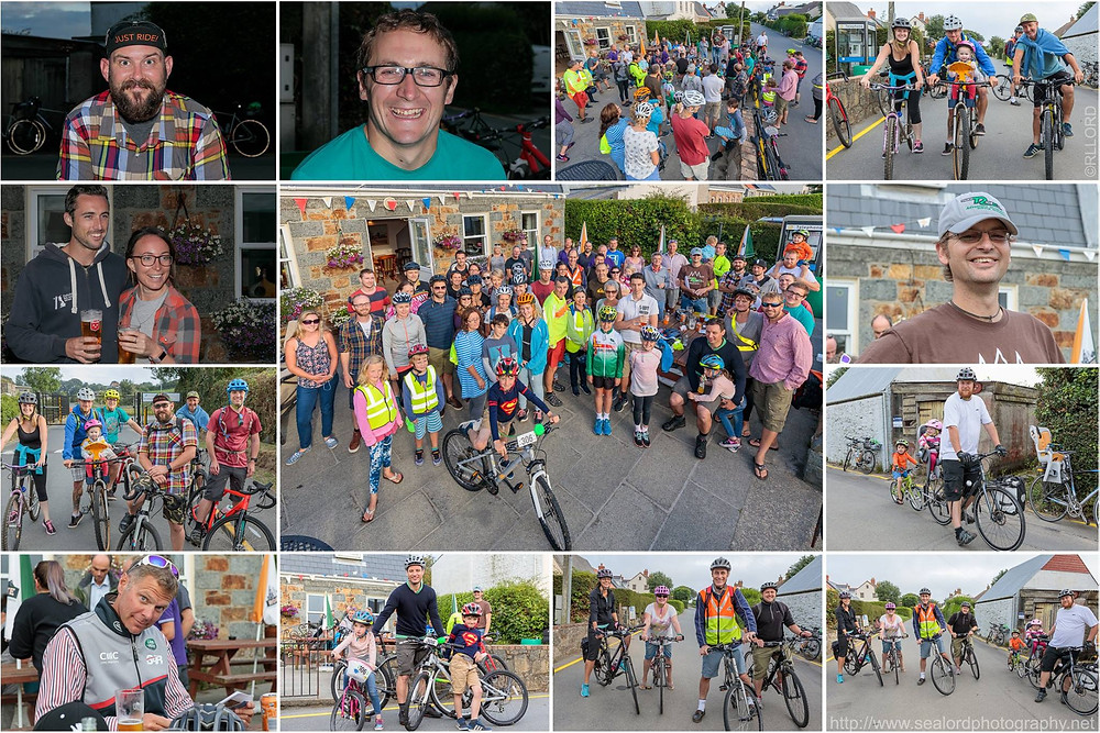GBG Evening Ride 2017 Treasure Hunt