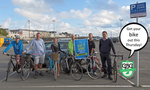 Guernsey Cycle to Work Day - 3rd September