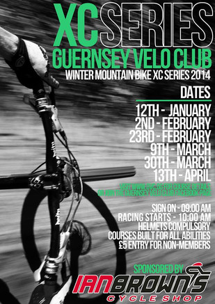 MTB winter series gets new categories! Plus race dates