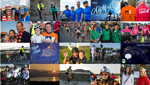 NightRide 2015: 9905 miles of smiles, and £5k for charity