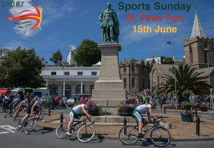 Sports Seafront Sunday (inc cycling races) - 15th June 2014