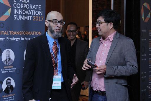 Asia Corporate Innovation Summit (ACIS) 2017