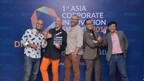 Asia Corporate Innovation Summit (ACIS) 2017 Speakers
