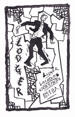 Drawing for Lodger