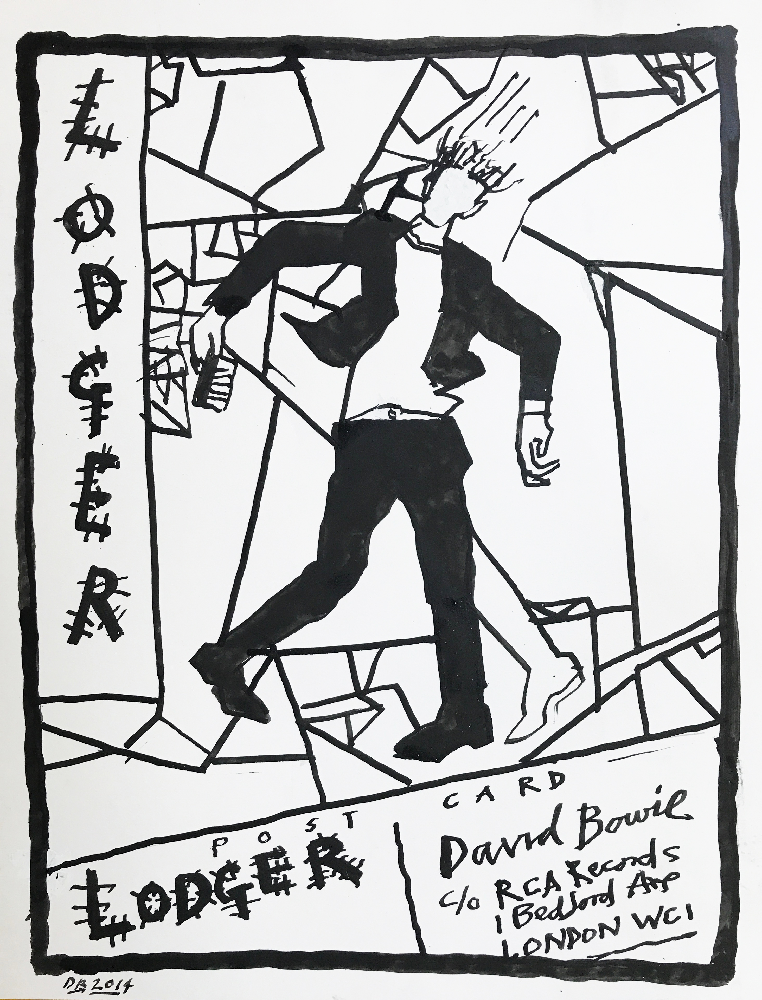 David Bowie Re-Visited