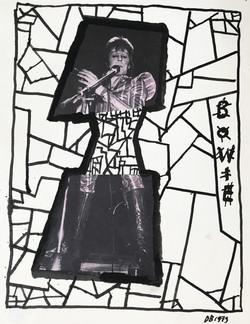 Pattern of Bowie